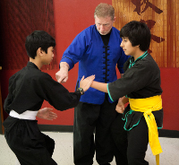 Kung Fu Drills for Adults